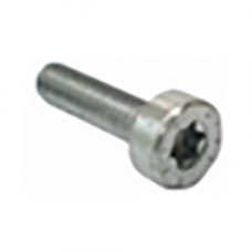 Винт крепления рукоятки тормоза для бензопилы Stihl MS361 (М5, головка 4 мм, длина резьбы 35 мм, общая длина 39 мм)