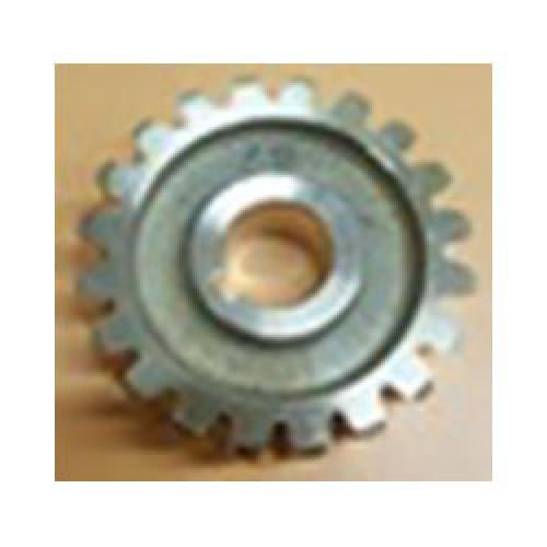 Шестерня редуктора SJ-038 (внутр. d 19 мм, внешн. d 70 мм, шир. 18.5 мм, 20 зуб.) (Champion ST656, ST656BS, ST761Е, ST762E, ST861BS, ST1170E, STT1170E, ST1376 и др.)