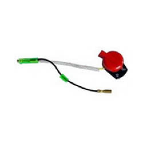 Выключатель двигателя 2 провода 160F-188F (Honda GX120-Honda GX390)