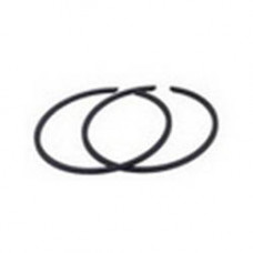 Кольца поршневые 2 шт. (d 45 мм) для бензопилы 52 сс