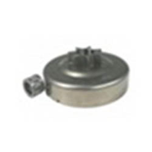 Ведущая звездочка цепи (со звездой) с подшипником для бензопилы Husqvarna 137 / 142