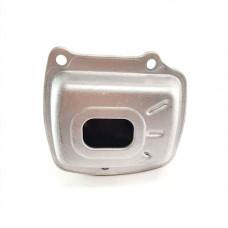 Глушитель бензопилы Oleo-Mac GS-35 / 937 / 941С, Efco MT-350 / 137 / 141