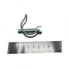 Стопор фрез для мотокультиваторов (самозажим) d 8 мм, L 50 мм
