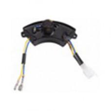Автоматический регулятор напряжения (блок AVR) 2 кВт пластик полумесяц (2 провода 4 контакта)