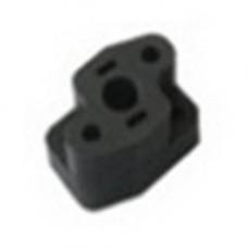 Патрубок карбюратора для бензотриммера 26 сс