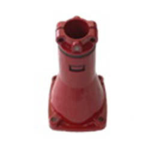 Корпус сцепления в сборе с чашкой сцепления 26 мм 9T для бензотриммера 26 сс