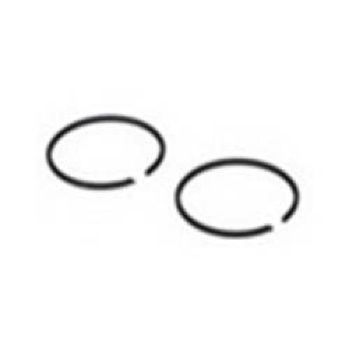 Кольца поршневые (d 36 мм) 2 шт. для бензотриммера 33 сс