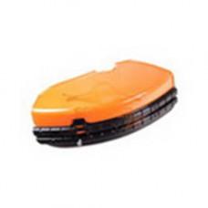 Кожух защитный с отсекающим ножом для бензотриммера Stihl FS38/FS55
