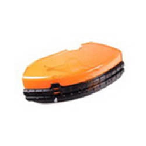 Кожух защитный с отсекающим ножом для бензотриммера Stihl FS38 / FS55