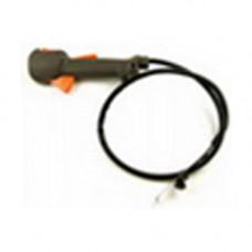 Рукоятка управления для бензотриммера Husqvarna128R