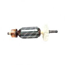 Ротор (якорь) для Интерскол УШМ-115 / 900, УШМ-125 / 900Вт нового образца, без шпонки