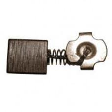 Щетка угольная 6,5 x 9 x 17 поводок H48, клемма-мама, боковой срез, для Hitachi