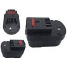 Аккумулятор для шуруповерта Black & Decker 12 V - 2.0 Ah Ni-Cd