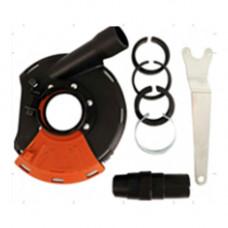 Кожух защитный для УШМ вытяжной MAX 125 мм, КЗВ-125