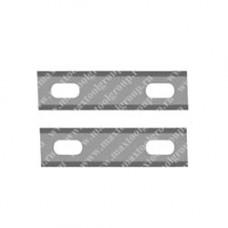 Ножи для электрорубанка 82 мм х 24 мм х 3 мм (Ребир)