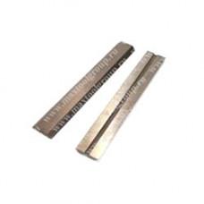 Ножи для электрорубанка 103 мм х 16 мм х 3 мм (Ижевск Интерскол 102)