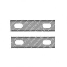 Ножи для электрорубанка 110 мм х 24 мм х 3 мм (Ребир)