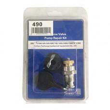 Обратный клапан / сливной клапан с ручкой Graco 390 / 395 / 490 / 495 / 595