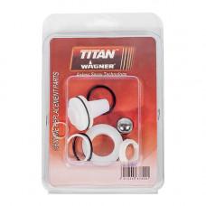 Ремкомплект насоса (прокладки и уплотнители) для Titan 440c / 440i, 8 шт