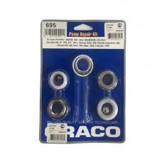 Ремкомплект насоса (прокладки и уплотнители) для Graco 695 / 795 / 3900, 25 шт