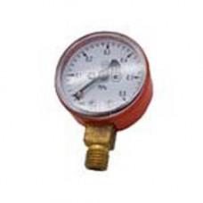 Манометр пропановый 0,6 МПа М12 х 1.5 мм