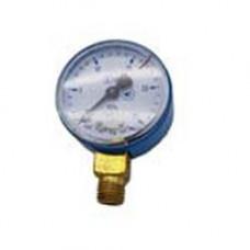Манометр кислородный 25 МПа М12 х 1.5 мм