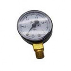 Манометр углекислотный 1 МПа М12 х 1.5 мм