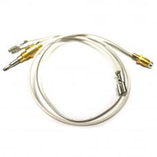 Термопара 400 мм, гайка М8, электрод М8 / L16 мм